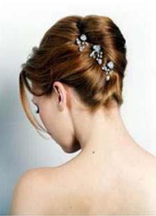 МОДНАЯ ВЕЧЕРНЯЯ ПРИЧЕСКА НА ВЫПУСКНОЙ волосы, выпускные прически на средние волосы, а.